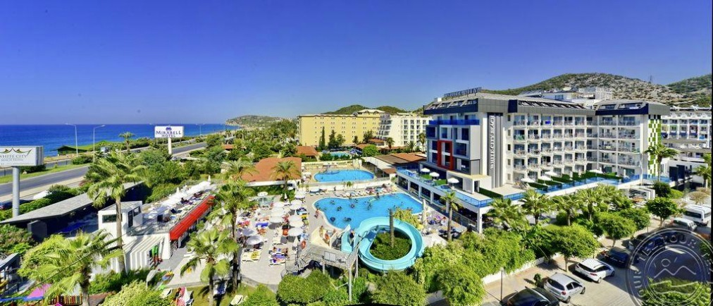 Почивка в WHITE CITY BEACH 4 *