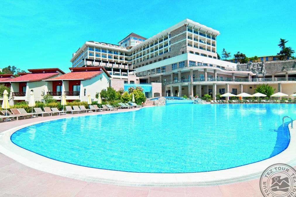 Почивка в HORUS PARADISE LUXURY RESORT & CLUB HV-1/5*