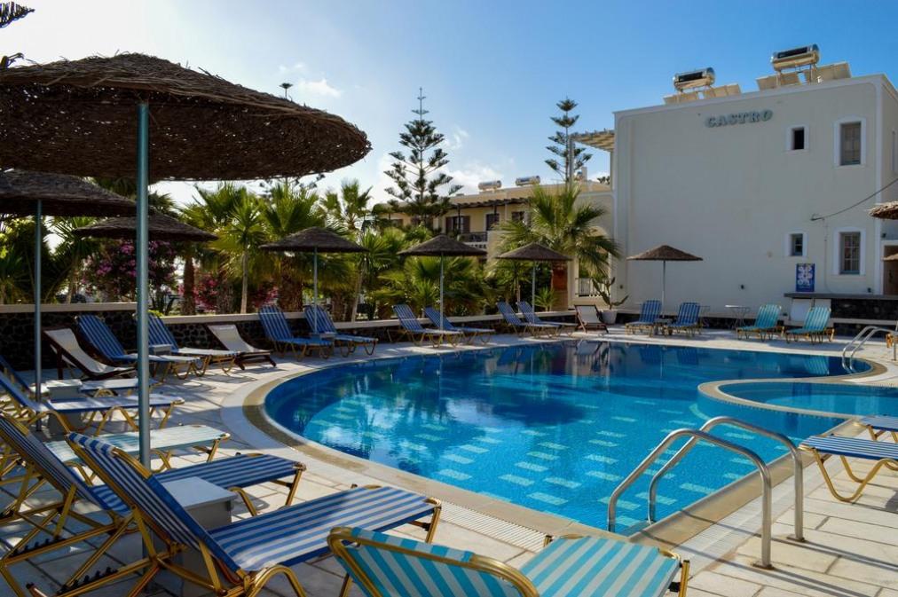 Почивка в CASTRO HOTEL SANTORINI 3*