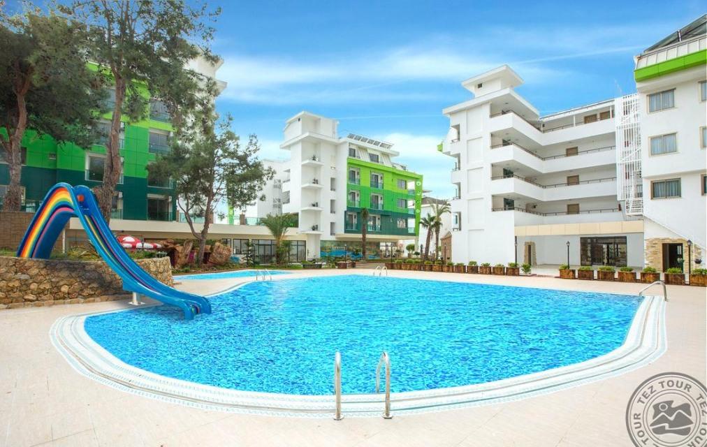 Почивка в GREEN LIFE HOTEL 4 *