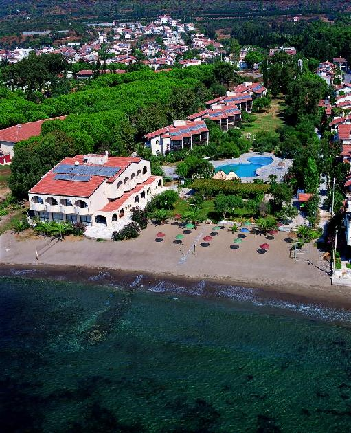 Почивка в DOGAN PARADISE BEACH RESORT 3 *