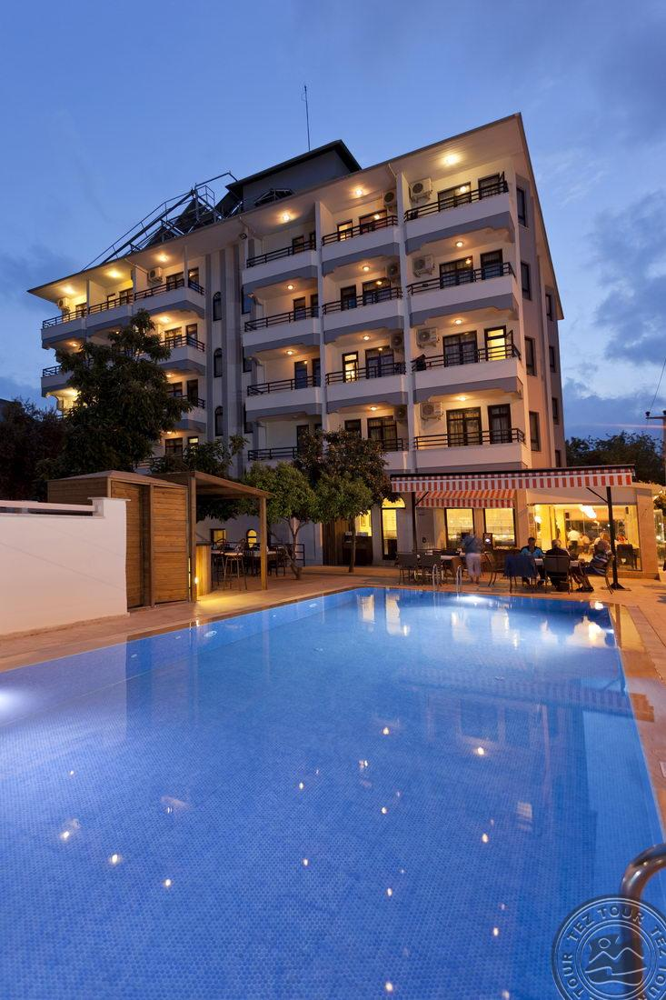 Почивка в KANDELOR HOTEL 4*