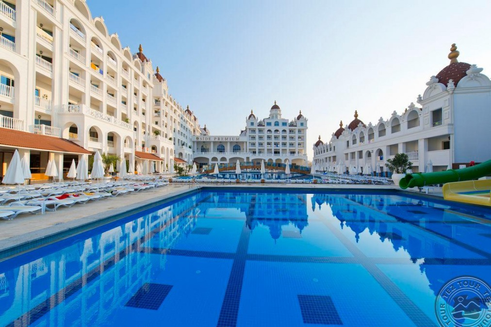 Почивка в OZ HOTELS SIDE PREMIUM 5 *