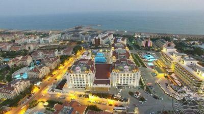 OZ HOTELS SIDE PREMIUM 5 *