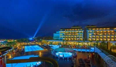 PORT NATURE LUXURY RESORT HOTEL & SPA 5 *