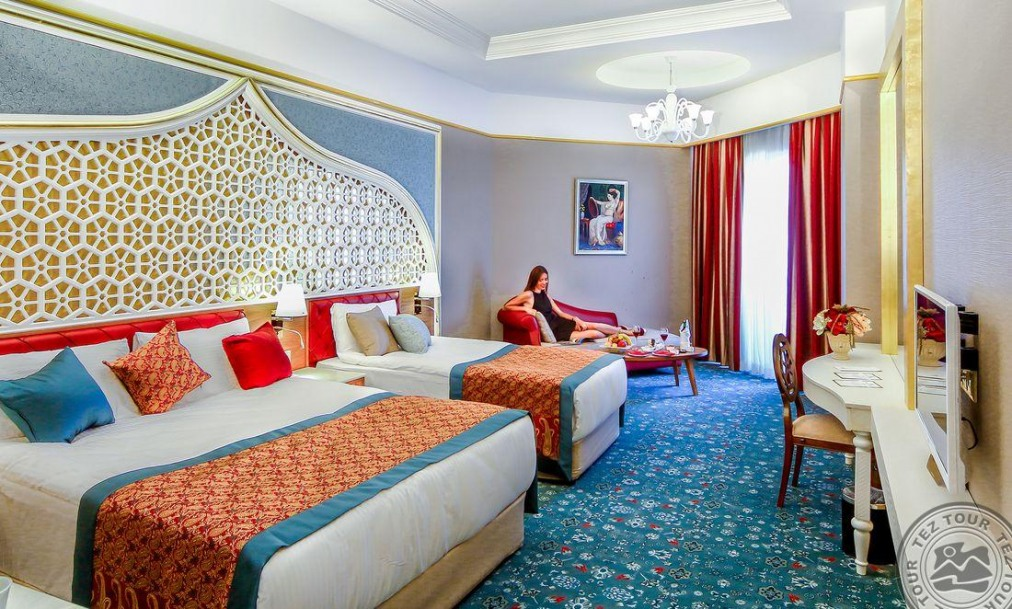 Почивка в ROYAL TAJ MAHAL 5*
