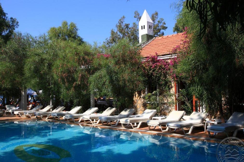 Почивка в OKALIPTUS HOTEL 4*