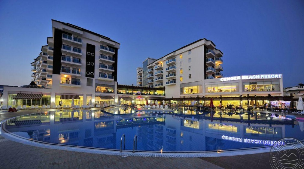 Почивка в CENGER BEACH RESORT & SPA 5 *