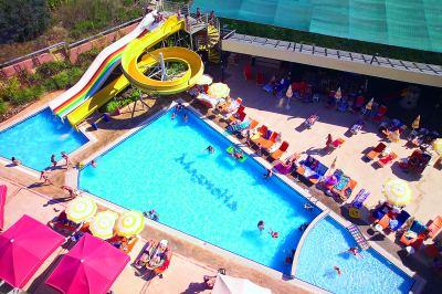 MAGNOLIA HOTEL 4*