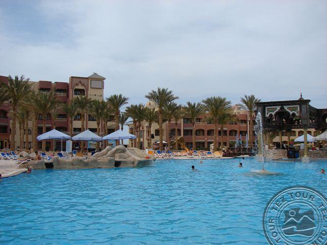 Почивка в SUNNY DAYS EL PALACIO HOTEL 5 *