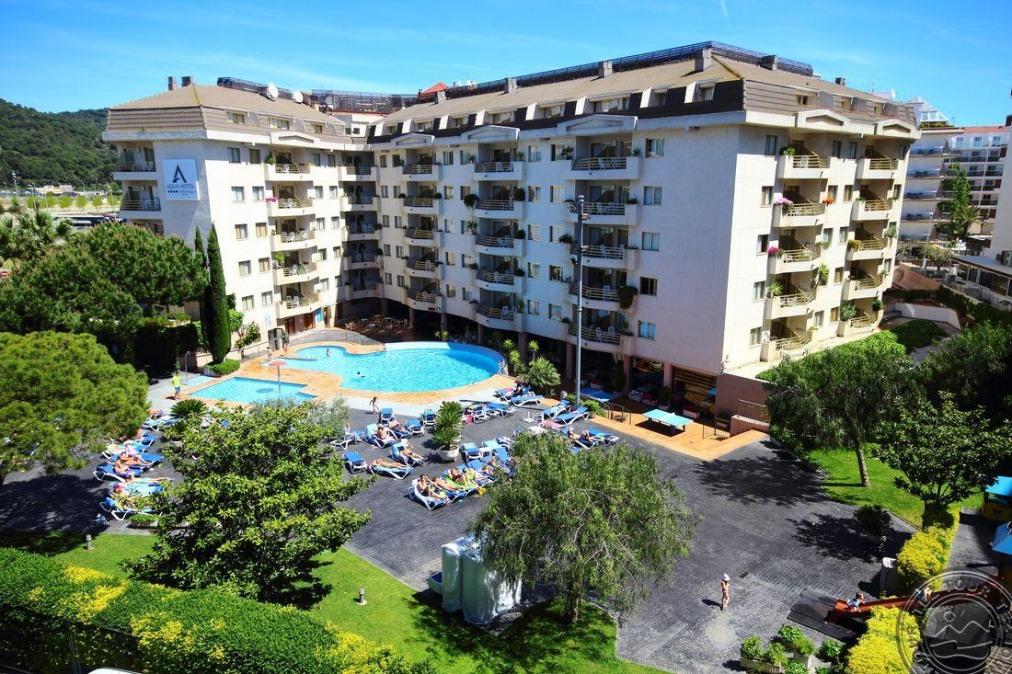 AQUA HOTEL MONTAGUT SUITES 4* Super
