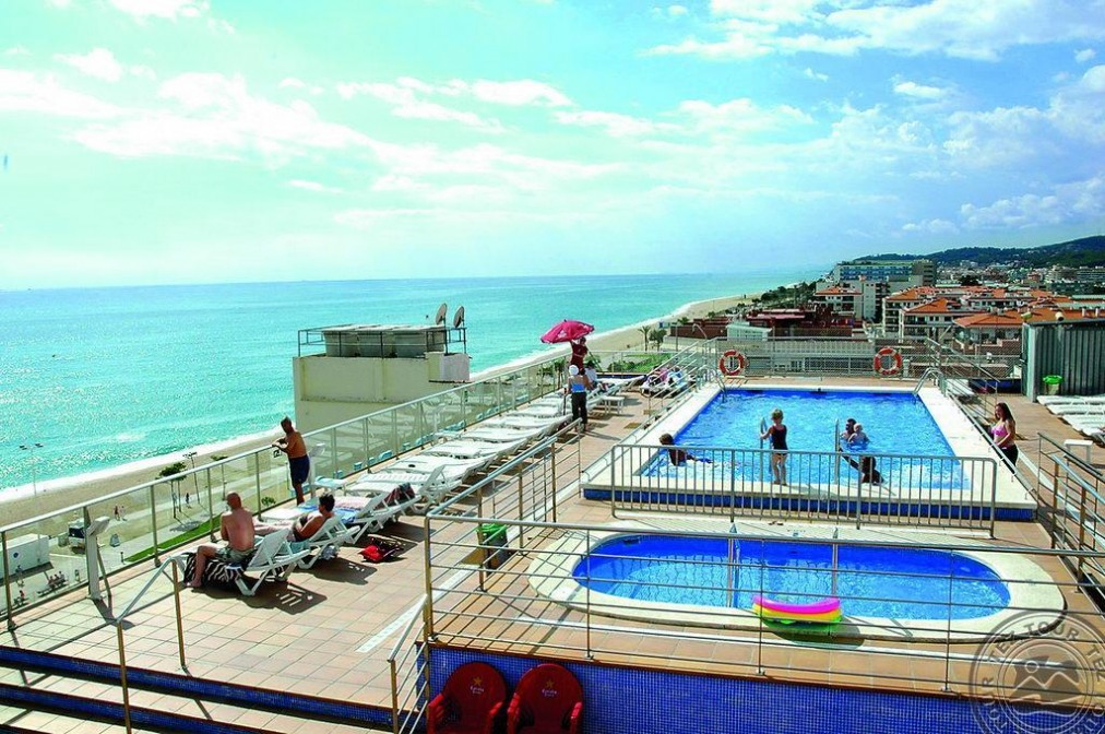 Почивка в H.TOP PINEDA PALACE MARESME 4 *