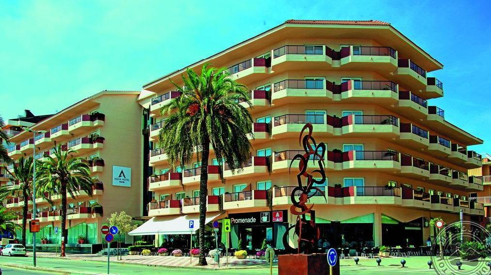 AQUA HOTEL PROMENADE 4 *