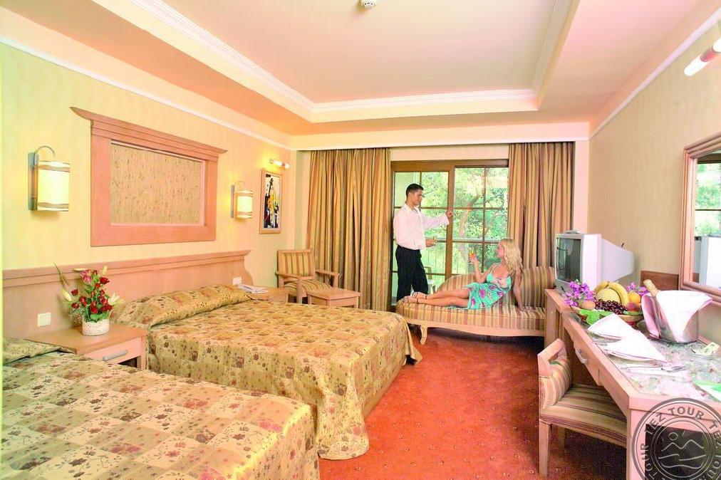 Почивка в KAPLAN PARADISE HOTEL 5 *