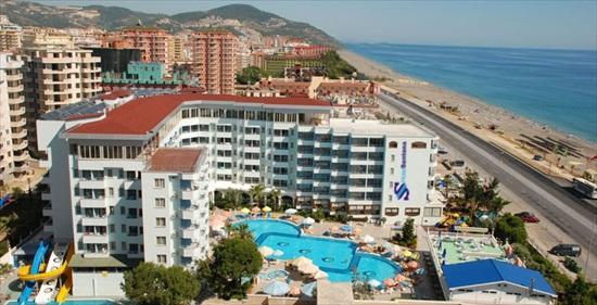 Почивка в GRAND SANTANA HOTEL 4 *