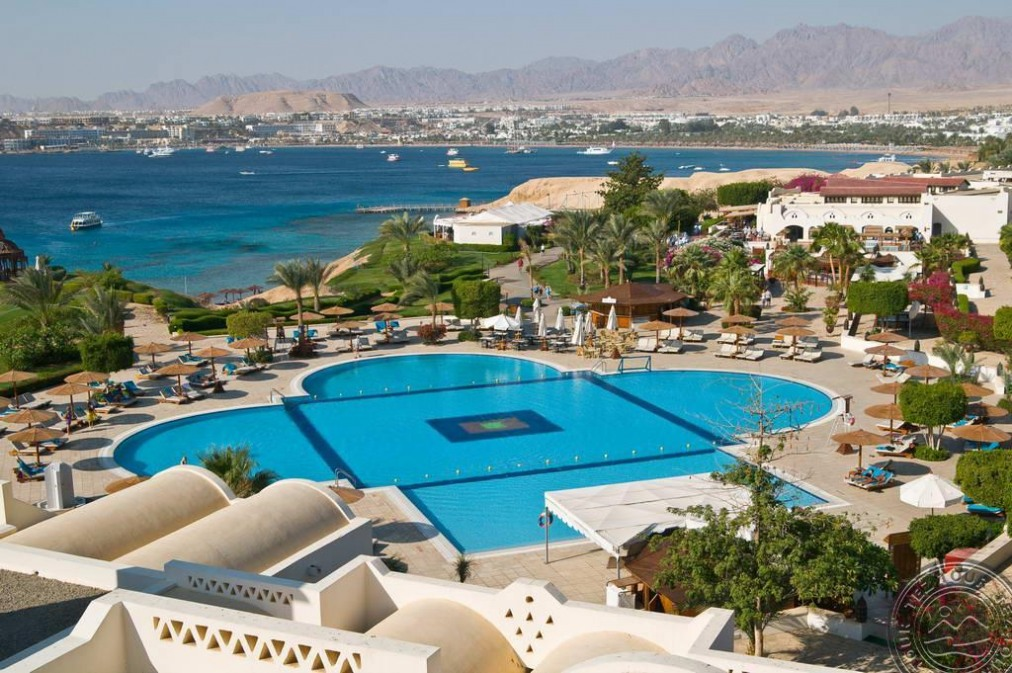 Почивка в MOVENPICK SHARM NAAMA BAY 5*