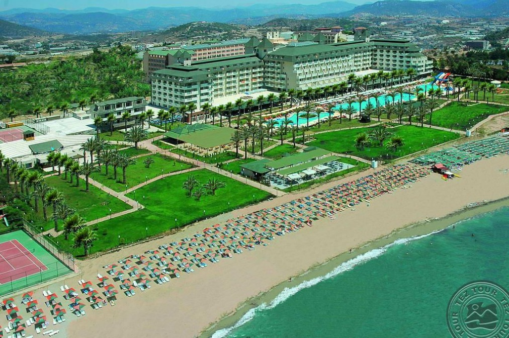 Почивка в MC ARANCIA RESORT HOTEL 5 *