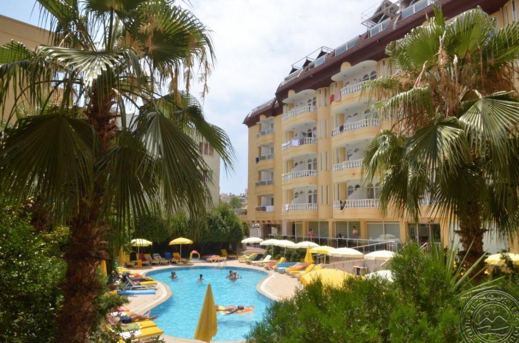 Почивка в ARTEMIS PRINCESS HOTEL 4 *