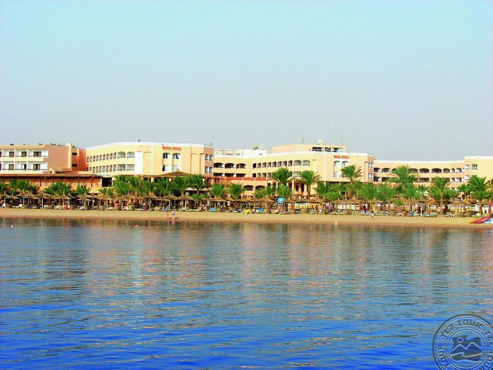 Почивка в BEACH ALBATROS RESORT HURGHADA 4*