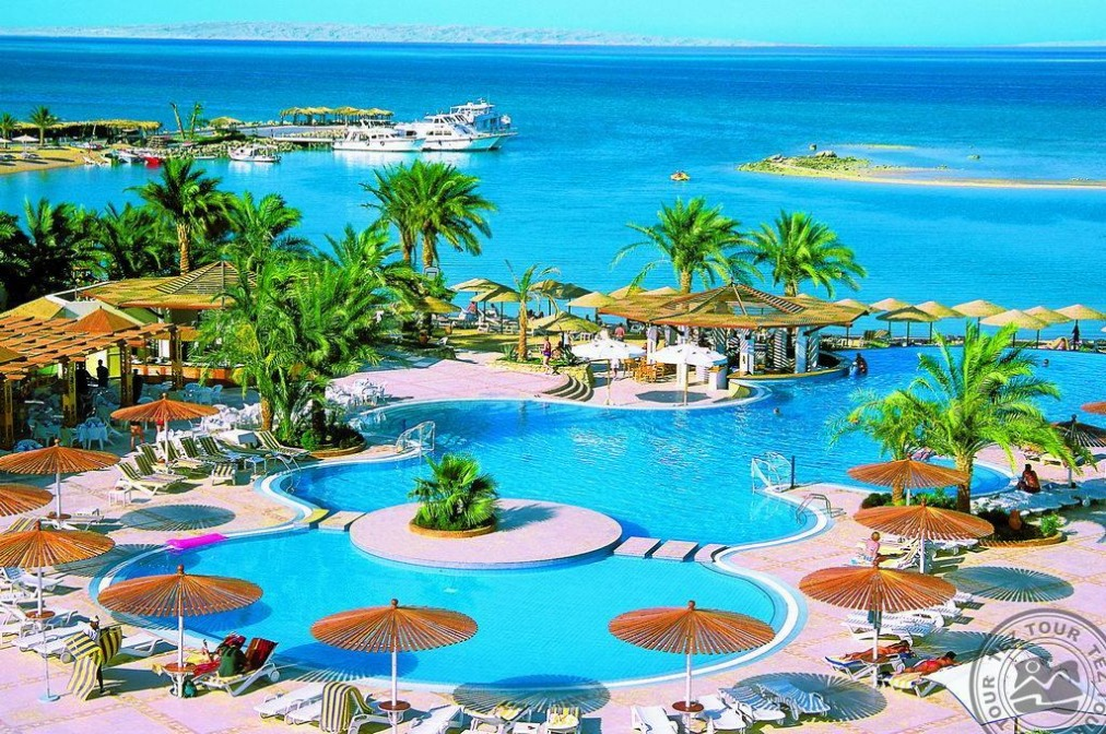 Почивка в GRAND PLAZA HOTEL HURGHADA 4 *