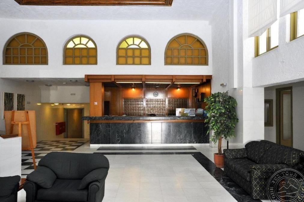 Почивка в HERONISSOS HOTEL 3+ *