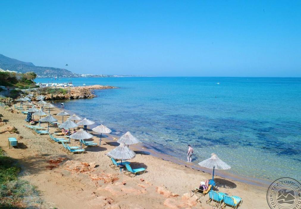 Почивка в SMARTLINE KYKNOS BEACH HOTEL & BUNGALOWS 4 *