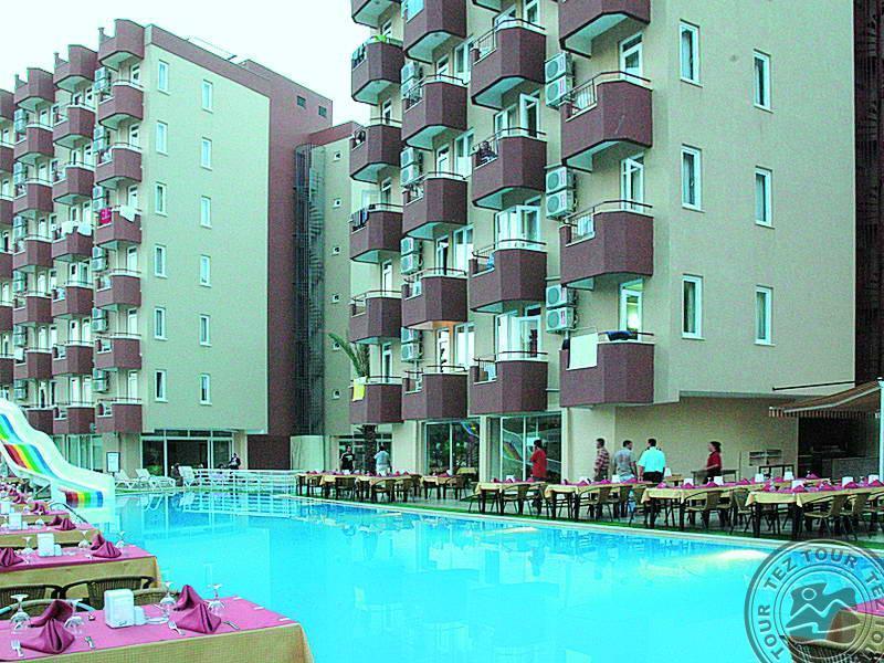 LARA HADRIANUS HOTEL 3 *