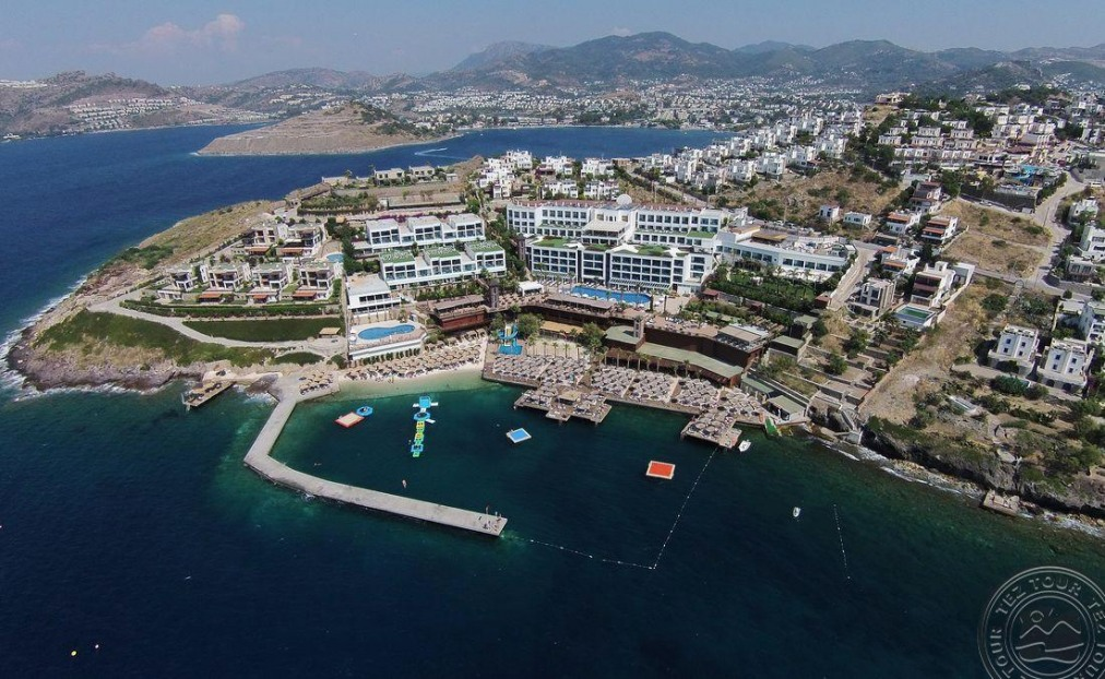 Почивка в DELTA HOTEL BY MARRIOTT BODRUM 5 *
