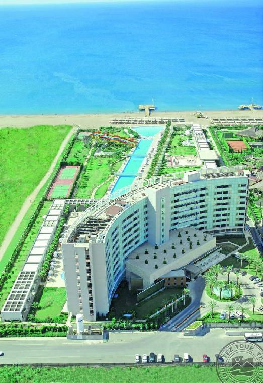 Почивка в KERVANSARAY KUNDU BEACH 5 *
