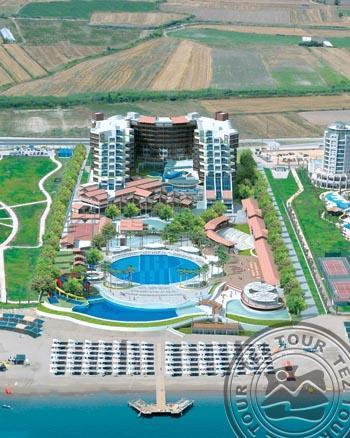 Почивка в LIMAK LARA DE LUXE HOTEL & RESORT 5 *