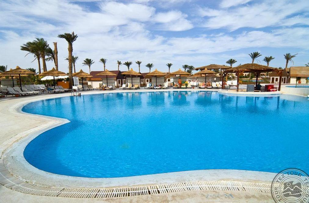 Почивка в PANORAMA BUNGALOW RESORT EL GOUNA 4 *