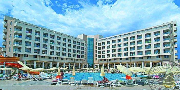 Почивка в HEDEF ROSE GARDEN HOTEL 4 *