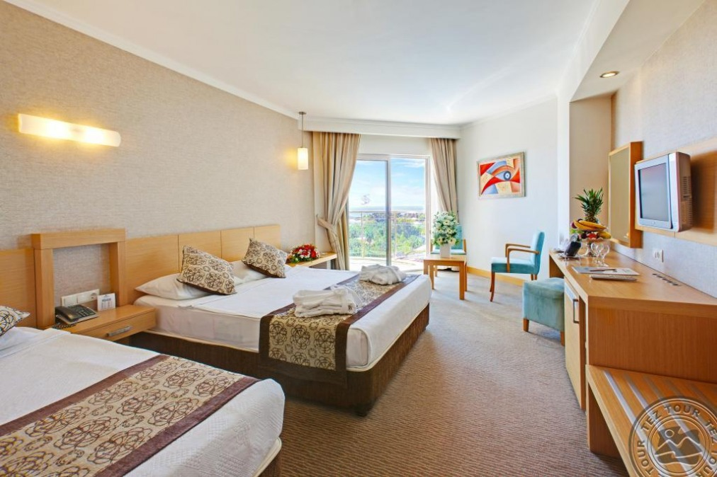 Почивка в SAPHIR RESORT & SPA 5 *