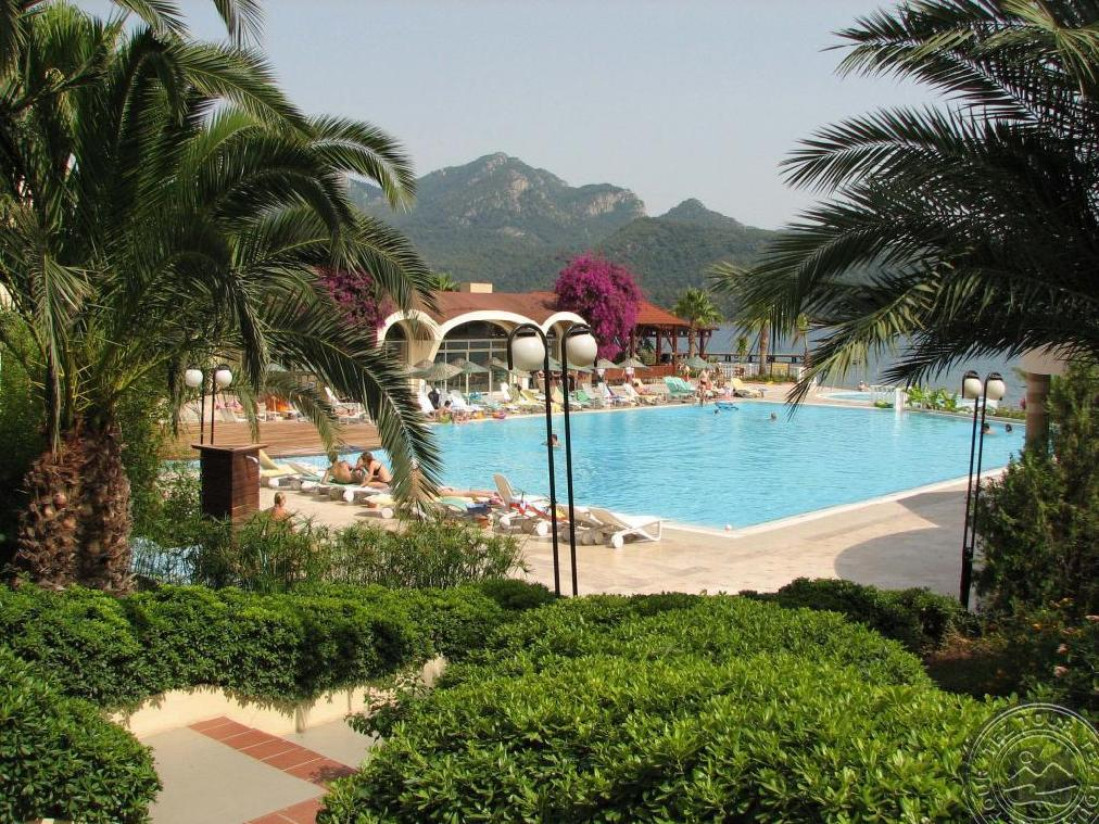 Почивка в MARMARIS RESORT & SPA 5 *