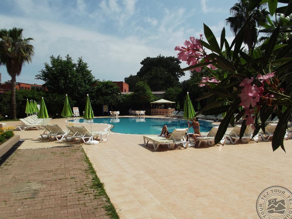 Почивка в EGE MONTANA HOTEL 3 *