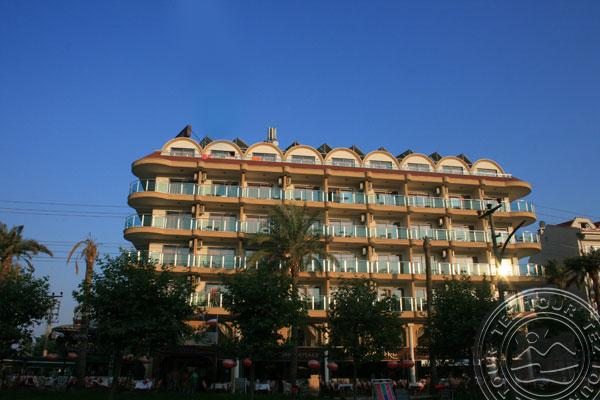 Почивка в CIHANTURK HOTEL 3 *