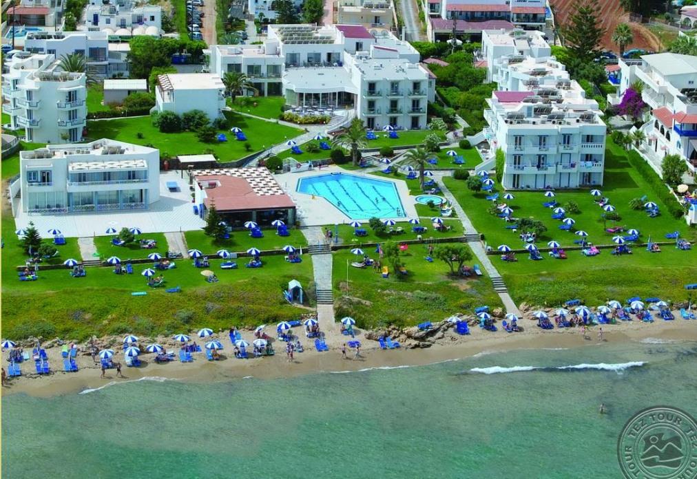 Почивка в ARIADNE BEACH HOTEL MALIA 3+*