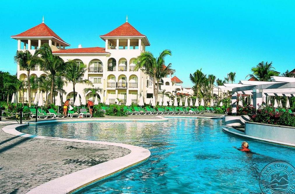 Почивка в RIU PALACE MEXICO 5*