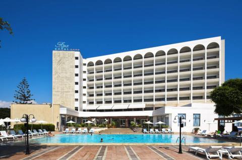 Ajax Hotel, Inland View