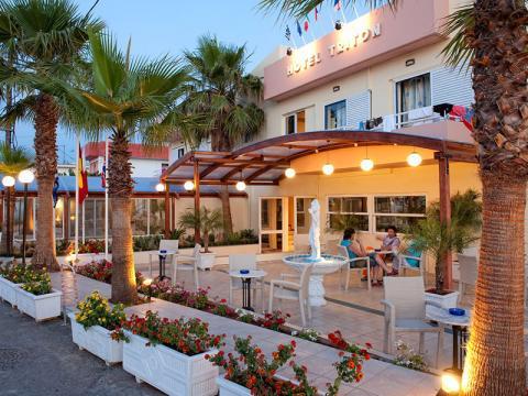 Triton Malia Hotel DBL