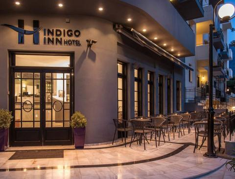 Indigo Inn DBL HB