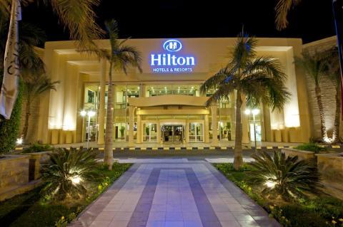 Hilton Hurghada STD