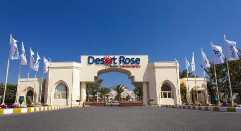 Desert Rose Resort STD