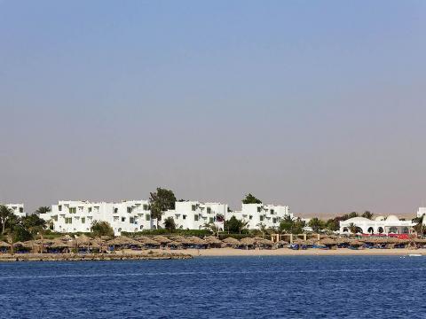 Mercure Hurghada 4*, STD Garden