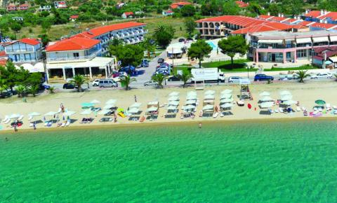 Toroni Blue Sea Hotel SUP HB