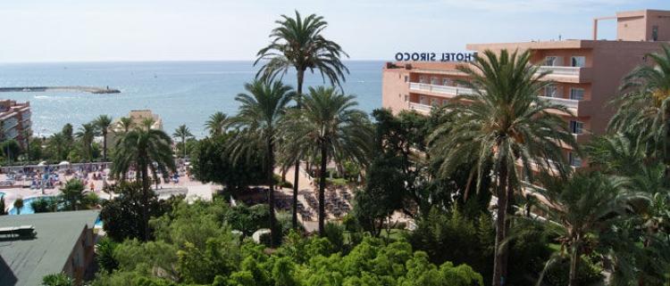 HOTEL BEST SIROCO 4*