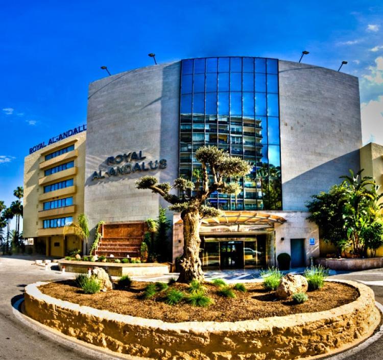 HOTEL ROYAL AL-ANDALUS 4*