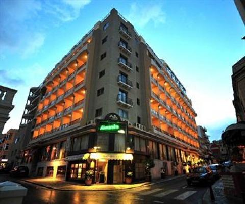 Alexandra Hotel 3*, Сeйнт Джулианс