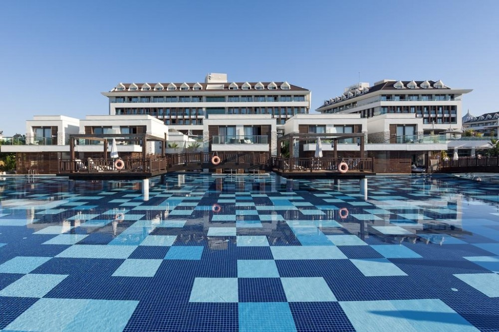 TUI BLUE BELEK SHERWOOD 5*