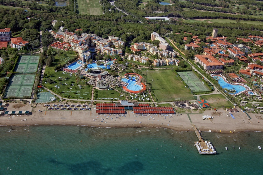 LIMAK ARCADIA GOLF & RESORT 5*